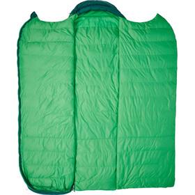 Marmot Yolla Bolly 30 Saco de Dormir Corto, verde